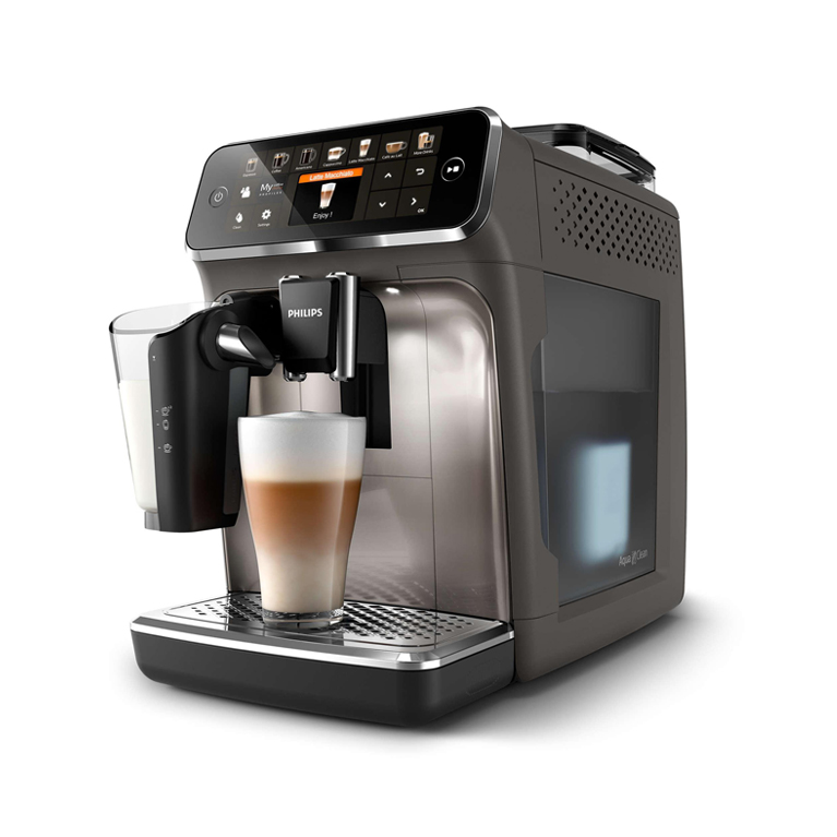 Кофемашина Philips EP5444 Series 5400 LatteGo
