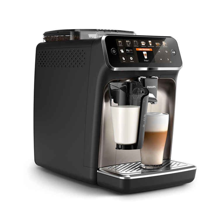 Кофемашина Philips EP5447 Series 5400 LatteGo