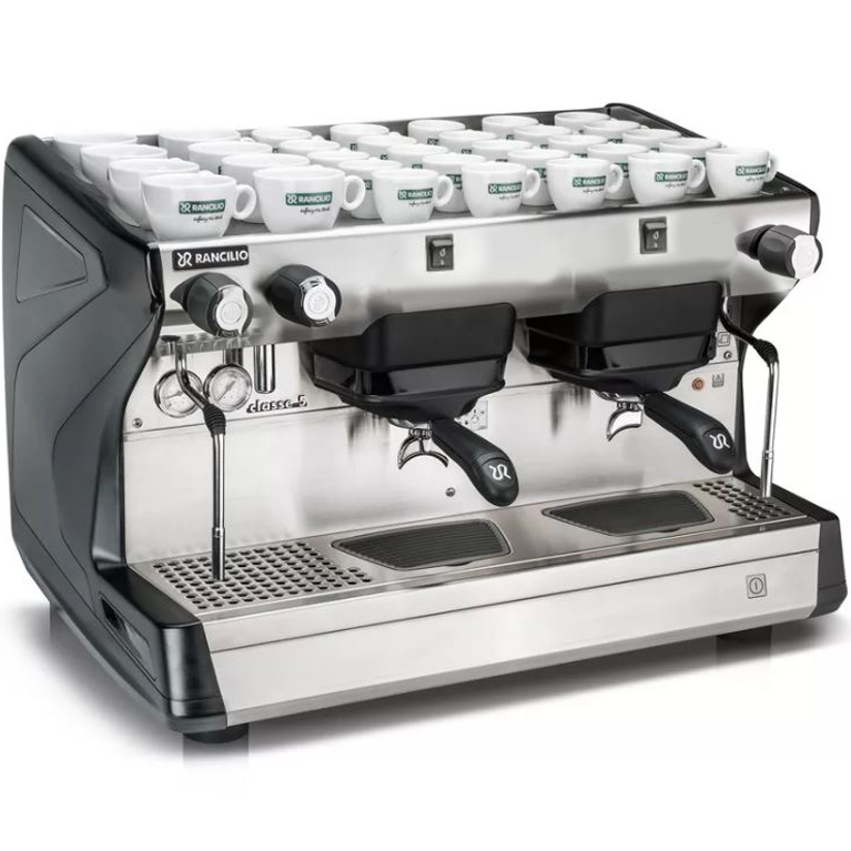 Кофеварка рожковая Rancilio Classe 5S 2 GR