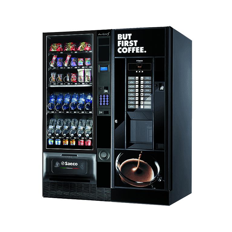 Комбинированные торговые автоматы Saeco Oasi 400 + Saeco Artico S Тор