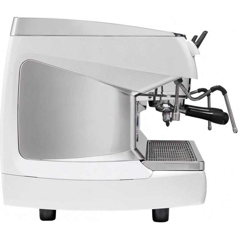 Кофемашина Nuova Simonelli Aurelia II Vol 2 gr pure white+high gr+LED