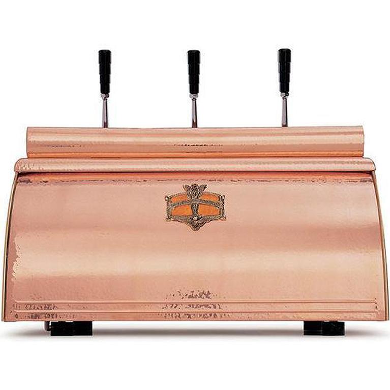 Кофемашина Victoria Arduino Athena leva 3 brass 380 V
