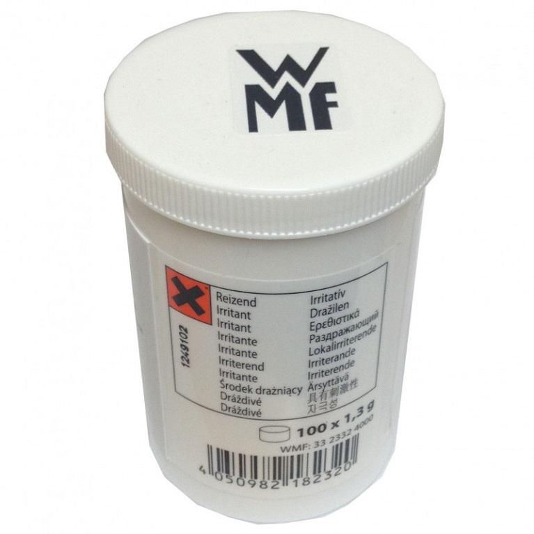 Таблетки для очистки заварочного блока WMF