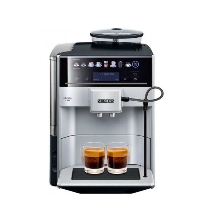 Кофемашина Siemens TE653M11RW EQ.6 plus s300