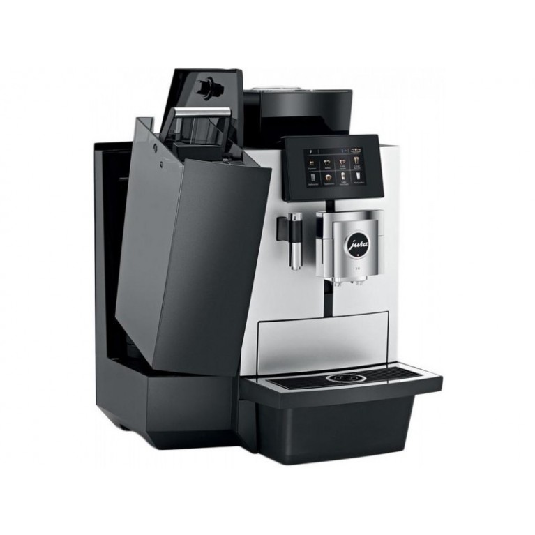Кофемашина Jura X10 Platin