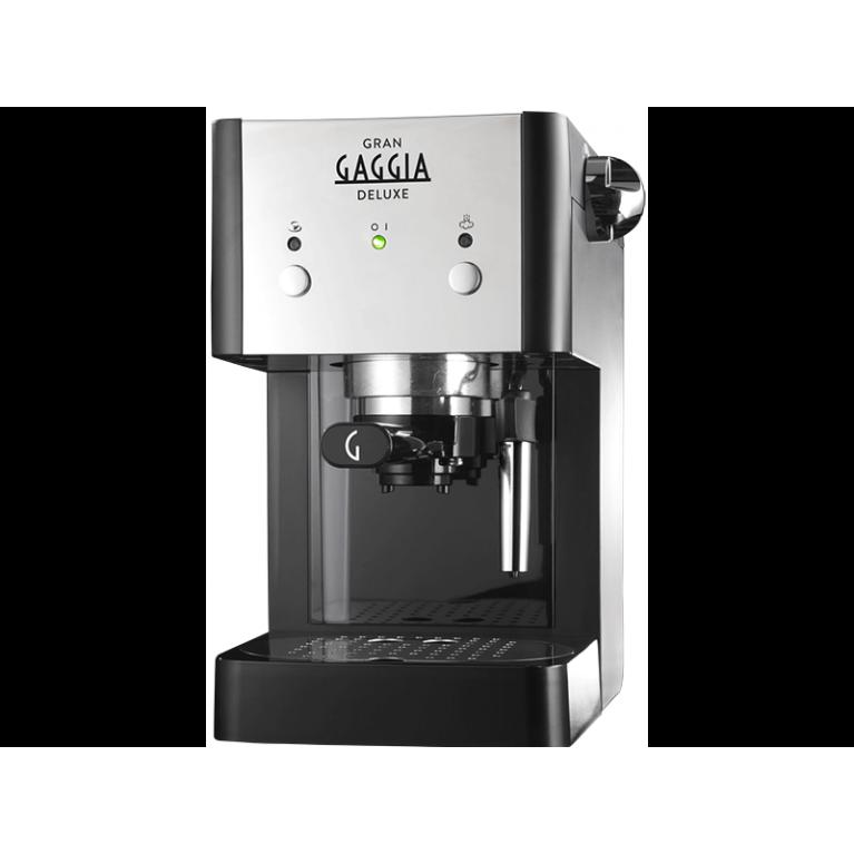Кофемашина Gaggia Gran De Luxe black