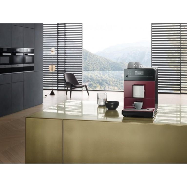 Кофемашина Miele CM5300 ежевичный красный BRRT
