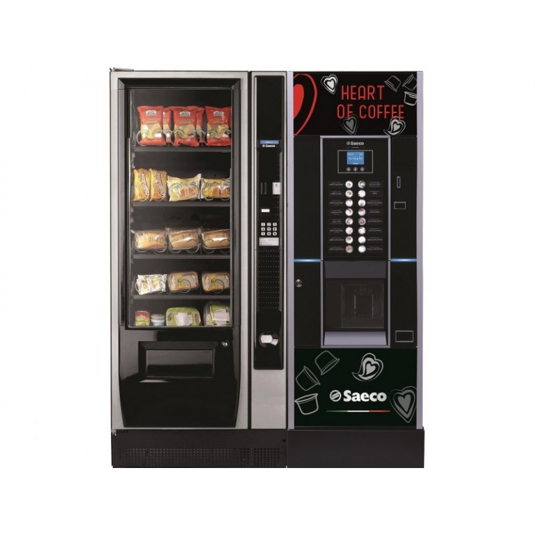Снековый торговый автомат Saeco Corallo 1700