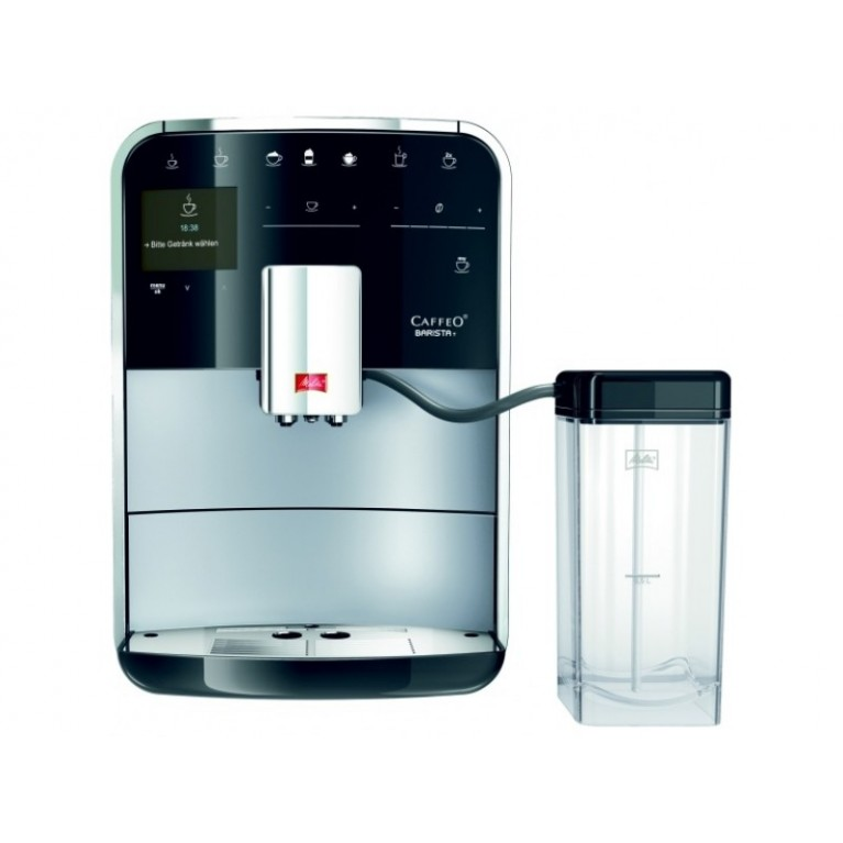 Кофемашина Melitta Caffeo F 730-101 Barista T silver