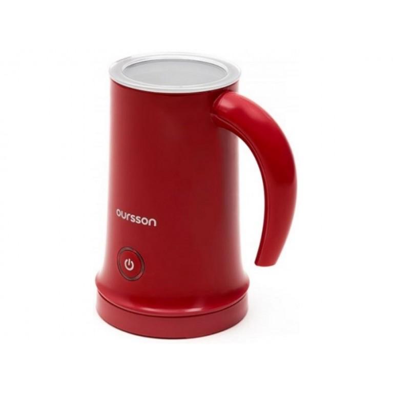 Вспениватель молока Oursson MF 2005/RD (красный)