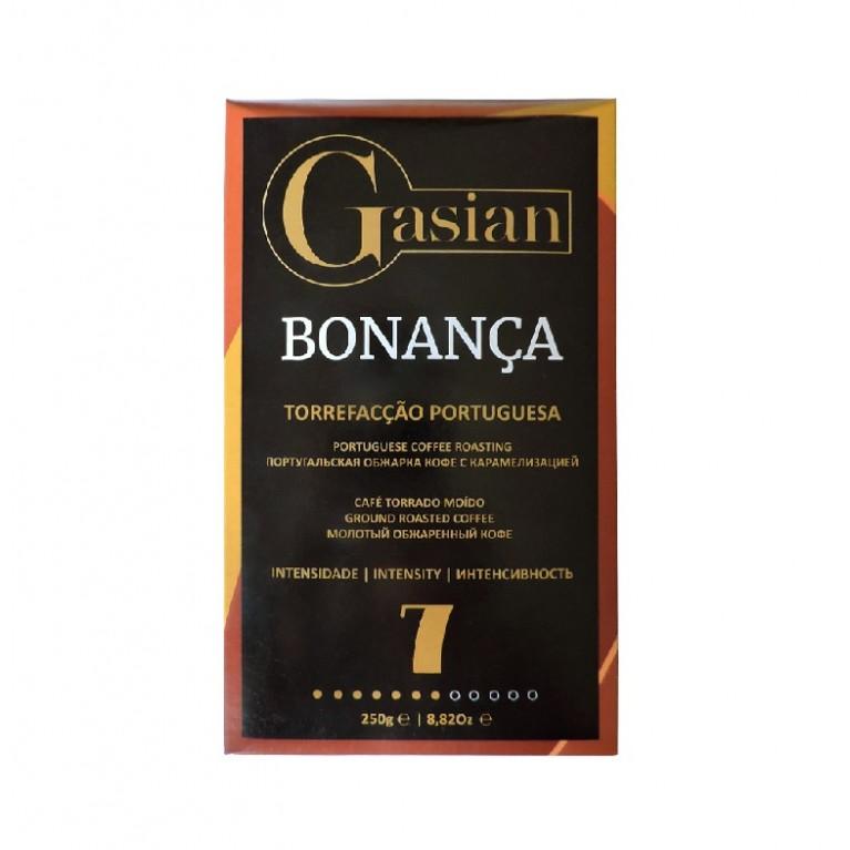 Кофе молотый Gasian Bonanca