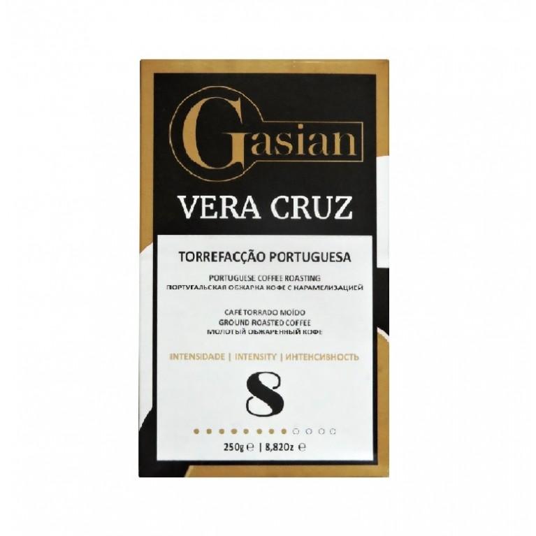 Кофе молотый Gasian Vera Cruz